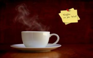 Coffee, Coffee on The Wall, Inspirational Story, Short Story, Motivational Story