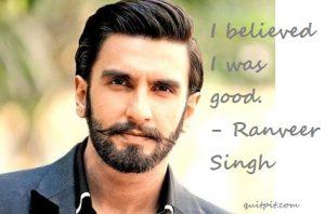 Ranveer Singh