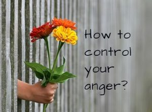 how to control your anger,