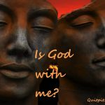 is god with me, two horses, inspirational horse stories