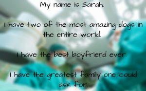 sarah hyland, inspirational story, motivational story