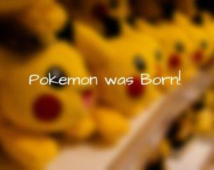 Why was pokemon created, pokemon, pikachu, pokemon story.