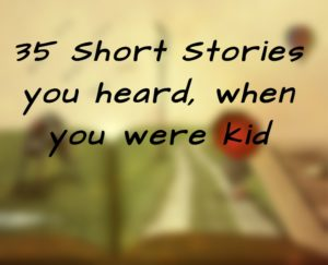 Short stories with moral, short stories, moral education