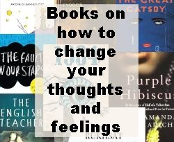 books on how to change your thoughts and feelings, Quitpit.com, Recommended books