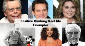 positive thinking real life examples